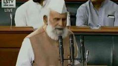 सपा सांसद शफीकुर्रहमान शपथ के बाद बोले- नहीं बोलूंगा 'वंदेमातरम्', BJP सांसदों ने लगाए 'जय श्रीराम' के नारे