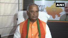 राजस्थान के प्रदेश अध्यक्ष मदनलाल सैनी नहीं रहे, एम्स में हुआ निधन