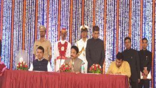 Maharashtra Cabinet Portfolios Announced: Former Congress Leader Vikhe Patil Gets Housing - Full List Here