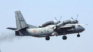 IAF Announces Rs 5 Lakh Reward For Information on Missing Aircraft AN-32; Search Operations Continue