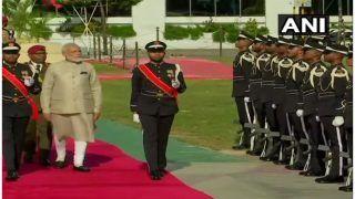 दोबारा पीएम बनने के बाद पहली विदेश यात्रा पर मालदीव पहुंचे मोदी, मिलेगा सर्वोच्च नागरिक सम्मान