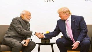 PM Modi, US President Trump Didn't Discuss S-400 Missile Deal in G20 Summit: Foreign Secretary Gokhale