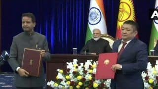 India and Kyrgyzstan Now Strategic Partners; Here's Full List of Documents Exchanged in Bishkek