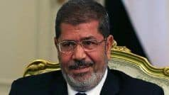 Mohamed Morsi, Former Egyptian President Collapses During Court Hearing, Dies: Reports