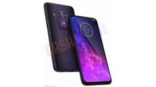 Motorola One Pro renders leaked, to come with quad-cameras and waterdrop notch
