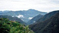 हिमाचल प्रदेश में गिरा पहाड़ का एक हिस्सा, देखें वीडियो