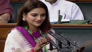 TMC MP Nusrat Jahan, Admitted to Hospital For Breathing Problems, Discharged
