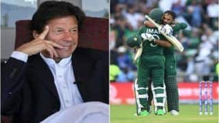 PM Imran Khan Congratulates Sarfaraz Ahmed-Led Pakistan Cricket Team For Win in ICC Cricket World Cup 2019, Hails Afghanistan For Showing Grit And Determination