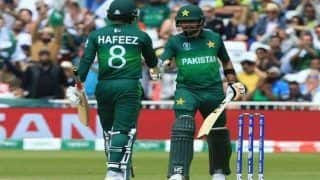 It's a Happy Dressing Room After England Win: Mohammad Hafeez