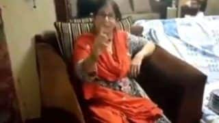 Angry Pakistani Woman Slams Pakistan Cricket Team After Their Loss Against India, Watch Hilarious Video