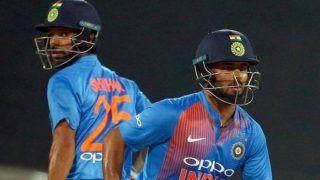 विश्वकप 2019: धवन टीम इंडिया से बाहर, इस खिलाड़ी को मिला मौका
