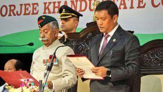Newly-Elected MLAs in Arunachal Pradesh Take Oath on Monday
