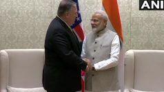 ढाई साल में तीसरी बार भारत दौरे पर पहुंचे अमेरिकी विदेश मंत्री, इन अहम मुद्दों पर होगी बातचीत
