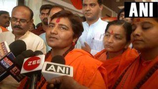 बीजेपी सांसद प्रज्ञा सिंह ठाकुर को पेशी में नहीं मिली छूट, हर हफ्ते कोर्ट में होना होगा पेश