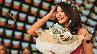 Indian-Origin Priya Serrao Crowned Miss Universe Australia