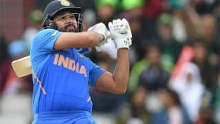 India vs Pakistan: Rohit Sharma Pips MS Dhoni, Sachin Tendulkar To Hit Most Sixes In International Cricket During ICC World Cup 2019 Match 22