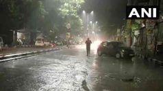 दिल्ली समेत देश के कई इलाकों में हल्की बारिश ने बदला मौसम, गर्मी से मिली राहत