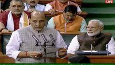 Lok Sabha First Session: केरल के कांग्रेस सांसद ने हिंदी तो कई मंत्रियों ने ली संस्कृत में शपथ