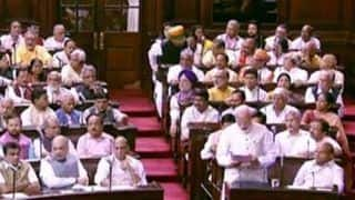 Parliament Session Updates: Triple Talaq Ordinance Laid In Rajya Sabha, House Adjourned