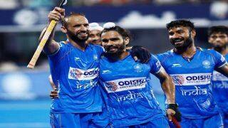 FIH Men's Series Finals: India Hockey Team Thrashes Japan 7-2, Takes on South Africa in Final