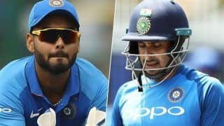 ICC Cricket World Cup 2019: Sunil Gavaskar, Kevin Pietersen Want Rishabh Pant in if Shikhar Dhawan Ruled Out; Gautam Gambhir Calls For Ambati Rayudu
