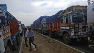 Indefinite Road Blockade on Indo-Nepal Border in Bihar Cripples Trade
