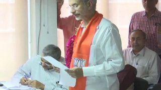 Gujarat Rajya Sabha Bypolls: S Jaishankar, Jugalji Thakor File Nomination Papers