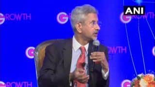 People Have Recognised That India's Stature in World Has Risen in Last 5 Years: EAM S Jaishankar