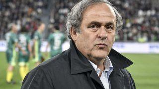 Former UEFA President Michael Plaitini Taken Into Custody