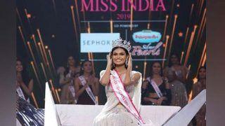 सीए स्टूडेंट सुमन राव के सिर सजा मिस इंडिया वर्ल्ड 2019 का ताज