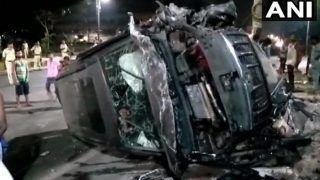 पटना में फुटपाथ पर सो रहे 4 बच्चों को एसयूवी ने कुचला, 3 की मौत