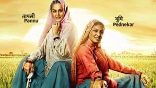 Taapsee Pannu Reacts to Criticism Saand Ki Aankh's First Poster Got
