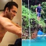 Salman Khan's Video of His Personal Pool Inside His Home Goes Viral
