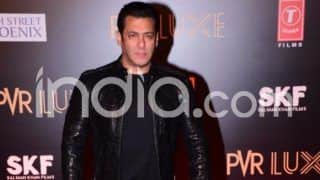 Here's What Salman Khan Has to Say on Doing Intimate Scenes For Films