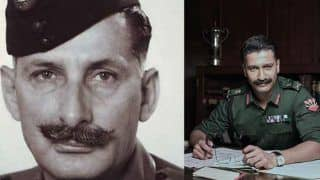 Unrecognizable! Vicky Kaushal Shares The First Look of His New Role 'Sam Manekshaw'