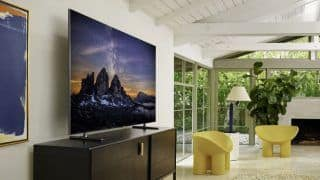 Samsung Launches QLED 8K TV in India Starting at Around Rs 11 Lakh
