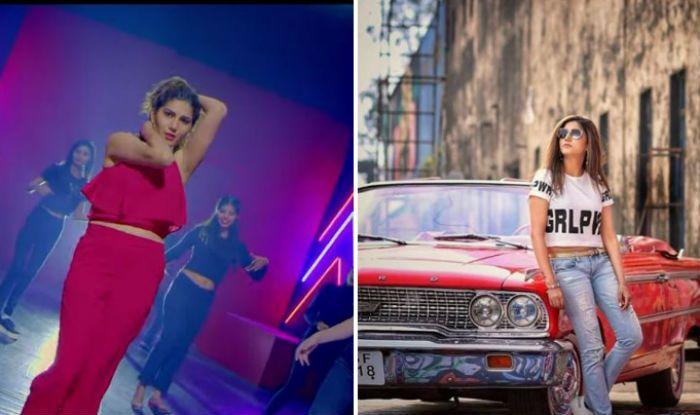 Sapna Choudhary Flaunts Her Dance Moves on New Punjabi Song