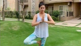 International Yoga Day: Sapna Choudhary Urges Fans to Maintain Healthy Lifestyle, Reveals Her Favourite Asana