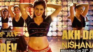 Haryanvi Hottie Sapna Choudhary Shares Promo of Her New Punjabi Item Number 'Akh Da Nishana' Featuring Her Sexy Dance Moves