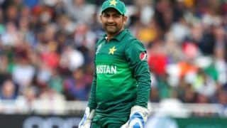 PCB Chairman Ehsan Mani Wants Sarfaraz Ahmed to Leave Test Captaincy: Report