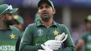 ICC Cricket World Cup 2019: Must Improve Fielding Ahead of India Clash, Says Sarfaraz Ahmed