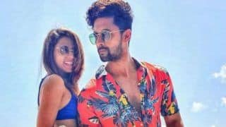 Punjabi Sizzler Sargun Mehta Shares More Bikini Pictures Along With Hubby Ravi Dubey From Their Maldives Vacay