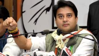 Strengthening Cong's Organisational Structure in UP Top Priority: Scindia