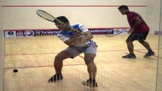 Karan Patel, Divit Poojary Post Wins at Senior National Squash Meet
