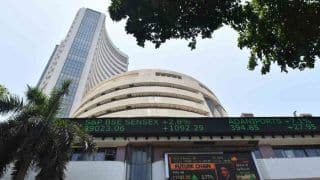 Sensex, Nifty End Marginally Lower After Positive Opening