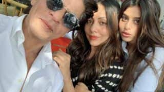 Suhana Khan Bags Russel Cup Award For Excellence in Drama, Mom Gauri Khan Captures The Proud Moment - Watch Video