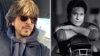 Don't 'Chuck' De helmet: Shah Rukh Khan Gets Driving Lesson From Sachin Tendulkar on His Deewana Video