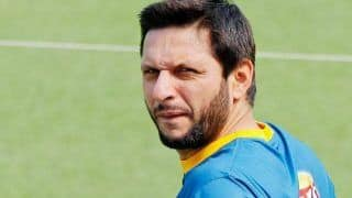 Afridi Names His All-Time XI, Tendulkar Only Indian