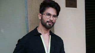 Shahid Kapoor Takes Kabir Singh And Devdas Comparison as Compliment