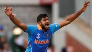 Injured Vijay Shankar Ruled Out of ICC World Cup 2019, Mayank Agarwal Likely to Replace Him